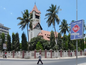 Dar Es Salaam - Lutheran Church