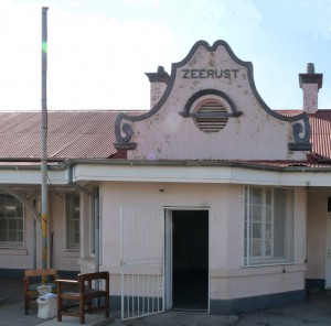 Zeerust Train Station